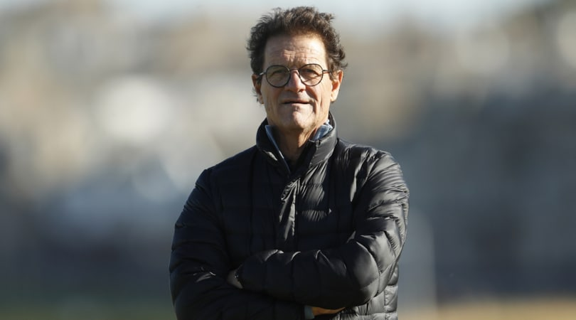Capello sul Real Madrid: