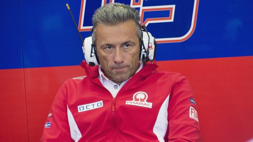 MotoGp Ducati, Guidotti: «Ora Petrucci è più concreto»