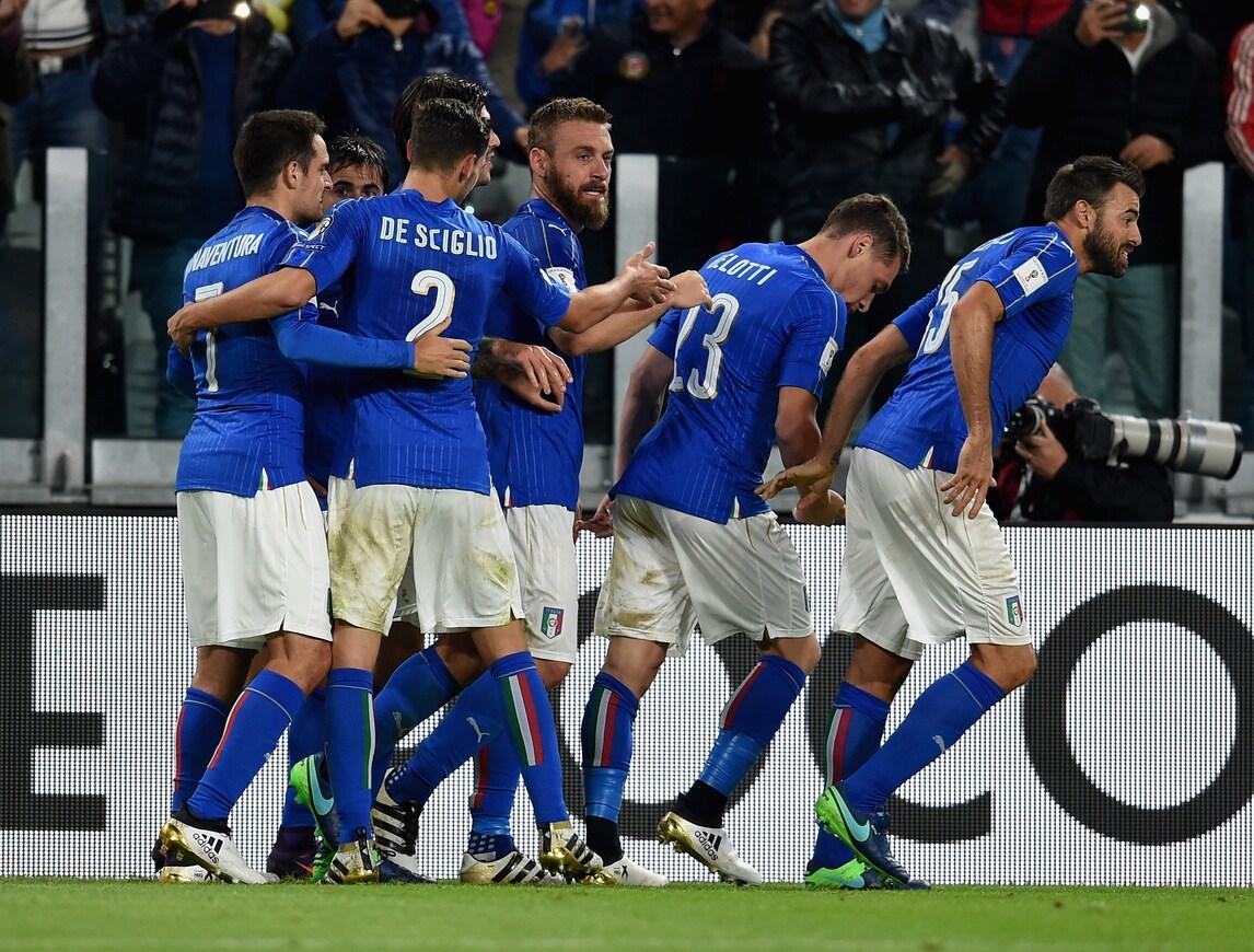 Italia-Spagna 1-1, De Rossi risponde a Vitolo
