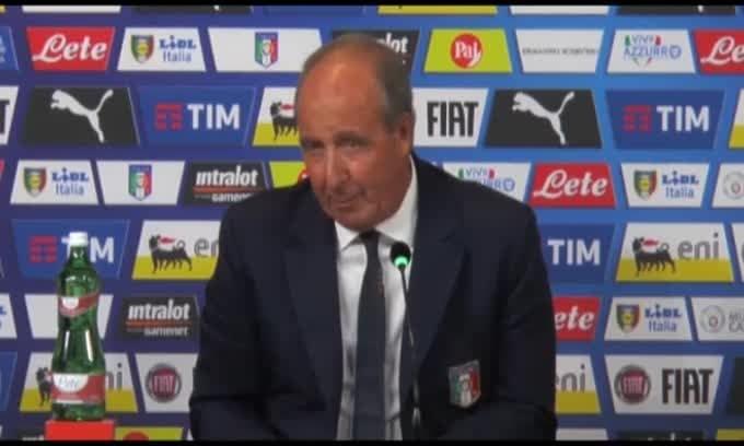 "Ventura: ""Pellè? Cose di calcio"""