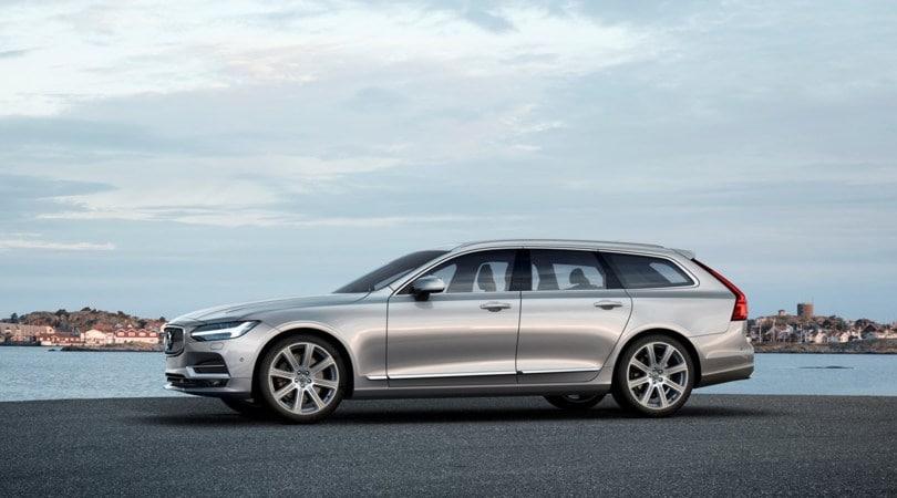 "Volvo S90 e V90, la prova delle ammiraglie ""assistite"""