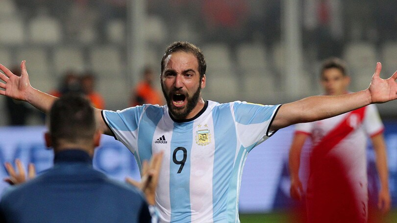 Mondiali 2018 Sudamerica, Argentina: Higuain non basta. Brasile e Uruguay show con Neymar e Cavani