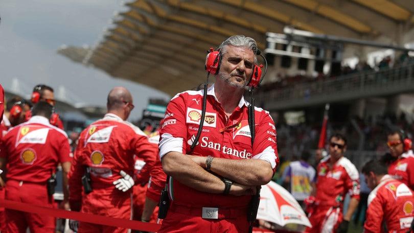 F1 Ferrari, Arrivabene: «Abbiamo sottovalutato gli avversari»