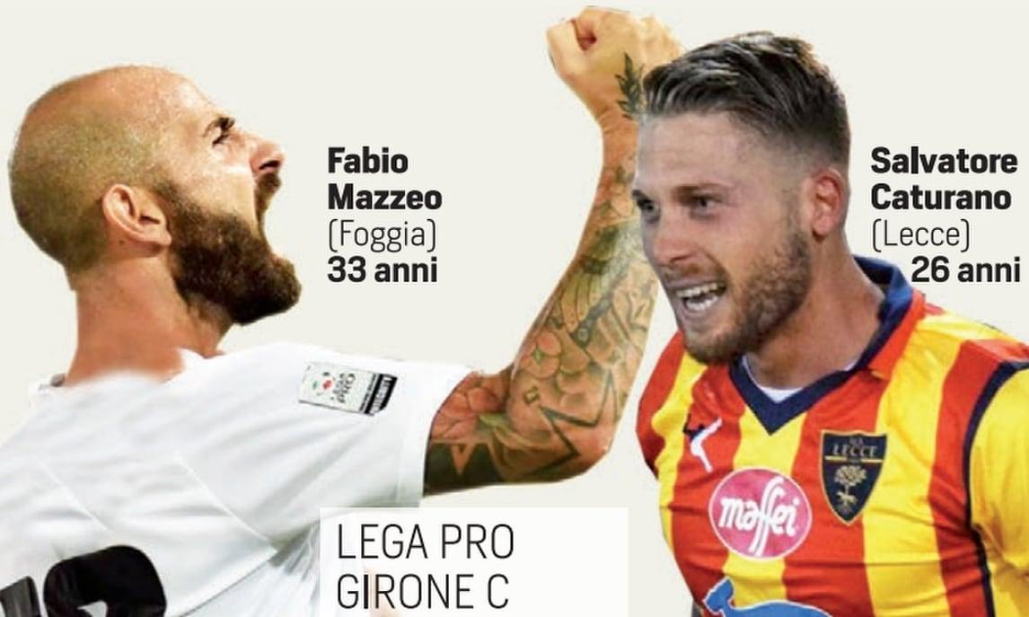 Lega Pro, Foggia e Lecce come Real e Atletico Madrid
