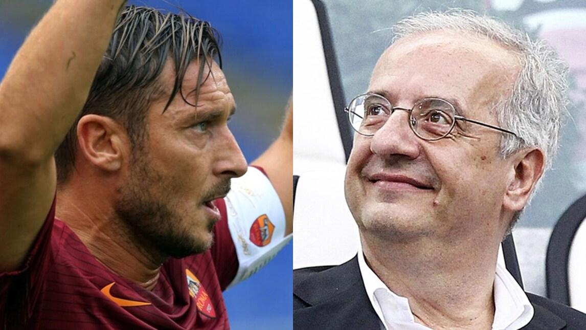 Da non perdere domani in edicola: intervista esclusiva di Veltroni a Totti