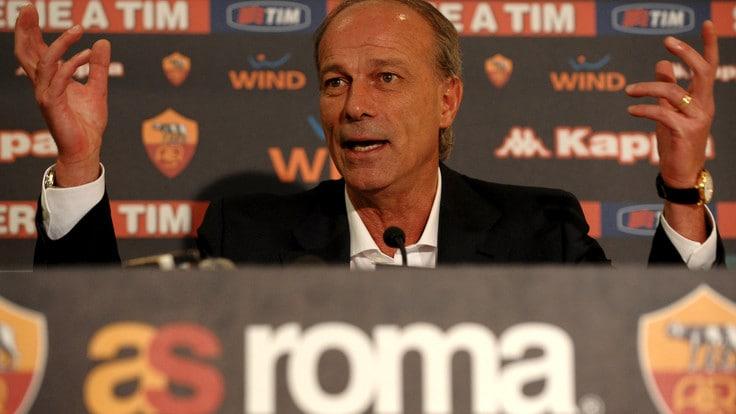 Serie A Roma, Sabatini: «Scudetto il mio rammarico. Totti da Nobel, ma ora fa da tappo»