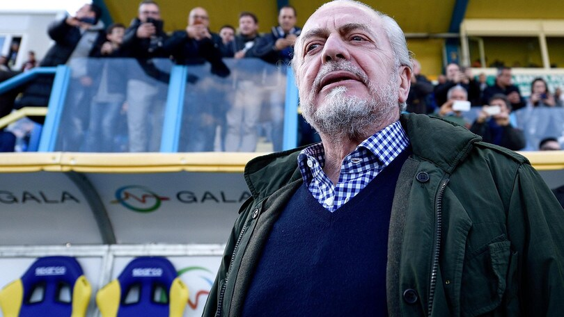 Serie A Napoli, De Laurentiis: «Higuain via? Per lui avevamo giocatori scarsi»