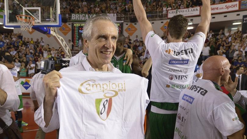 Basket Serie A, revocati due scudetti di Siena