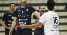 Volley: Con gli anticipi di domani scatta l'A2 con la nuova formula