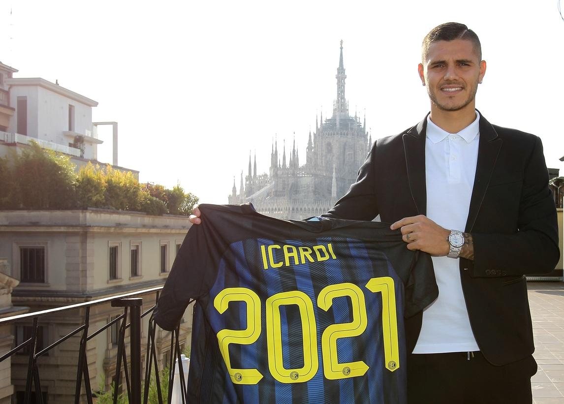 Inter, Icardi a Bauza: «Voglio tornare in Nazionale»