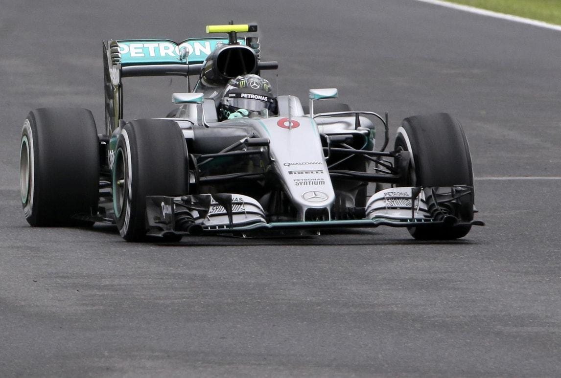 F1, Giappone: libere a Rosberg, Vettel terzo