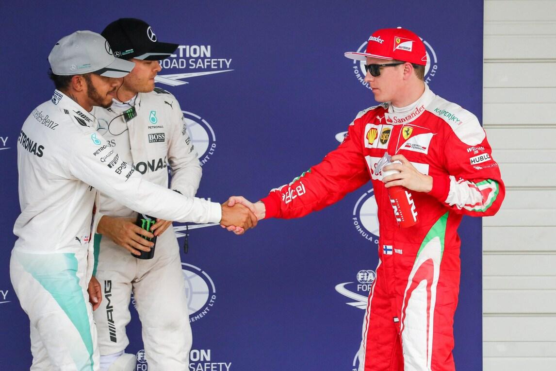 F1, Raikkonen: «Sorpreso dalla mia prestazione»