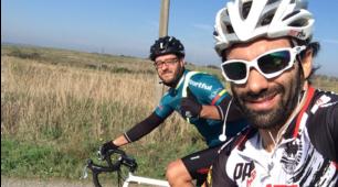 Gran Fondo Campagnolo: ecco come si prepara il Team Corriere dello Sport