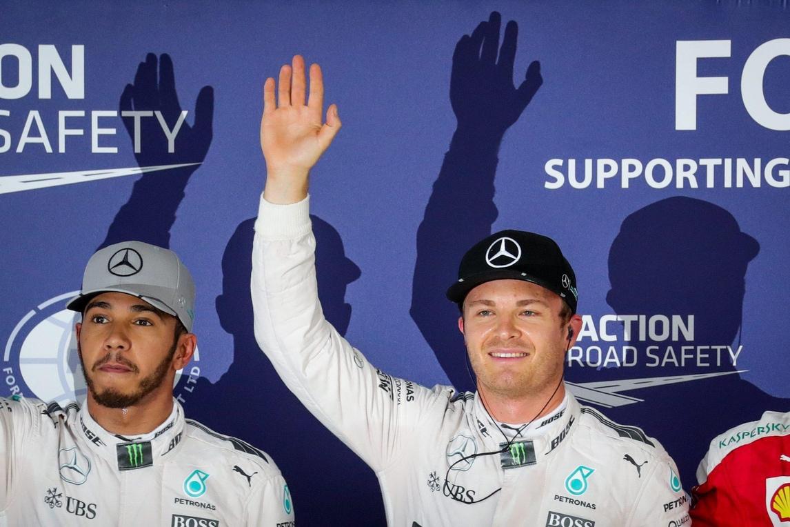 F1, Rosberg: «Ferrari hanno ridotto il gap»