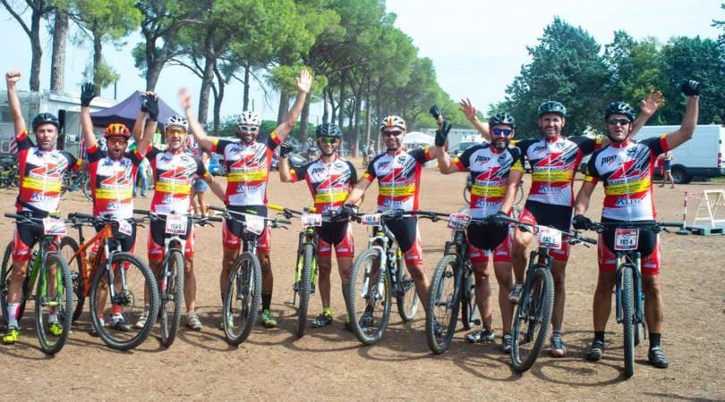 """Il Team del Corriere dello Sport al via anche senza la """"Signora Pina"""""""