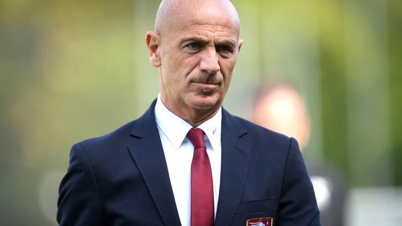 Serie B Salernitana, Sannino: «Voglia di riscatto col Benevento»