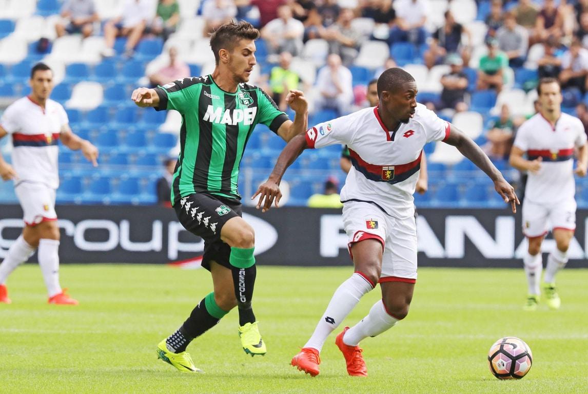 Serie A Genoa, Gakpé lesione. Out tre settimane