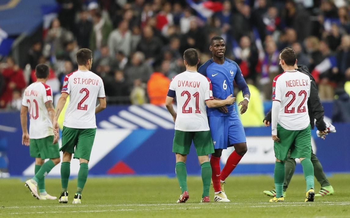 Francia, Griezmann difende Pogba: «Gioca male? Ha bisogno di affetto»