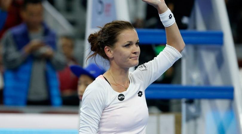 Wta Pechino: Radwanska in finale batte la Konta