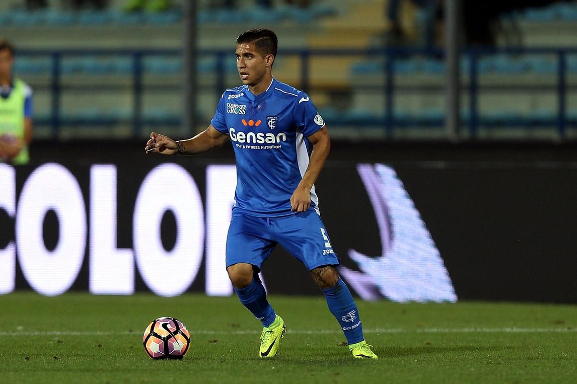 Serie A Empoli, Josè Mauri pronto per il Genoa