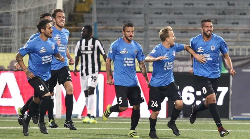 Serie B, Novara-Ascoli 1-0: decide Faragò-gol