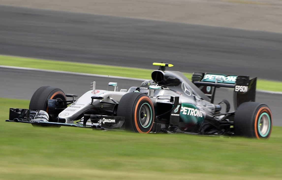 F1, Giappone: trionfa Rosberg davanti a Verstappen, Vettel quarto