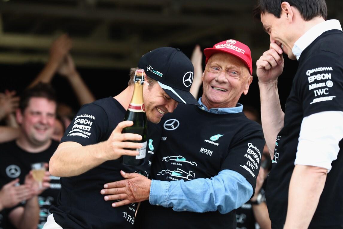 F1, Rosberg: «È ancora presto per parlare di titolo»
