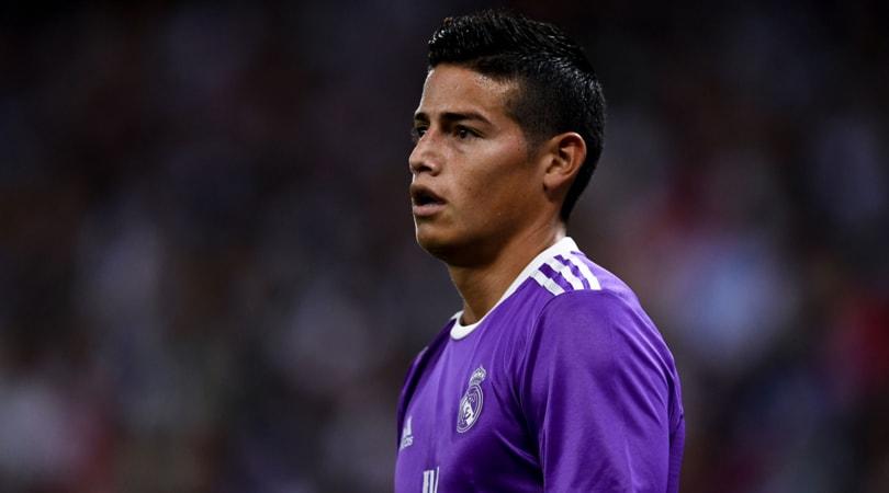 Liga, Real Madrid: minacce di morte a James Rodriguez