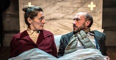 La Compagnia Scimone Sframeli al Teatro India con Amore