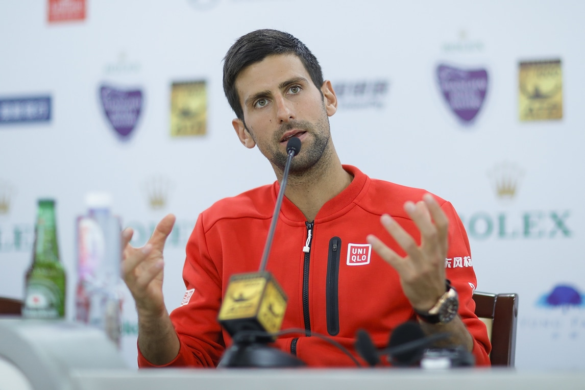 Tennis, classifica Atp: Djokovic n° 1 da 220 settimane, Nishikori scavalca Nadal ed è quarto