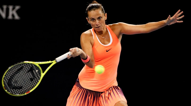 Tennis, classifica Wta: Vinci stabile al n° 16
