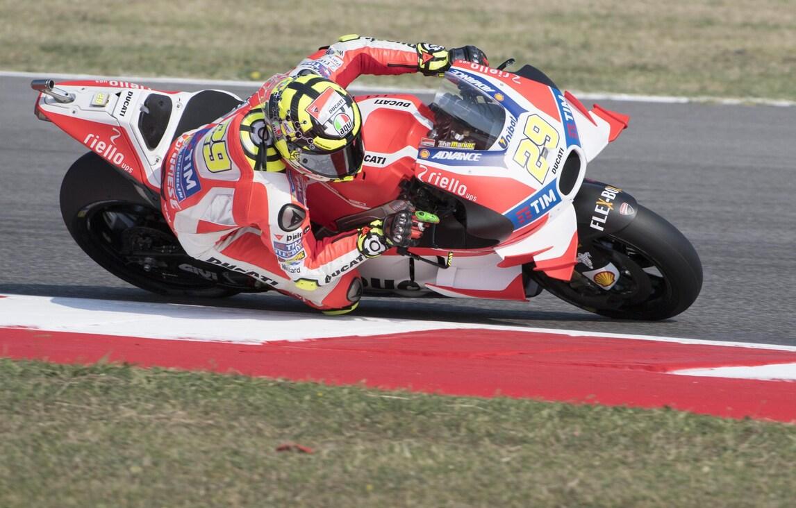 MotoGp, Iannone salta la gara in Giappone