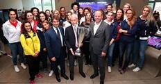 Volley: Presentata a Milano la nuova stagione femminile