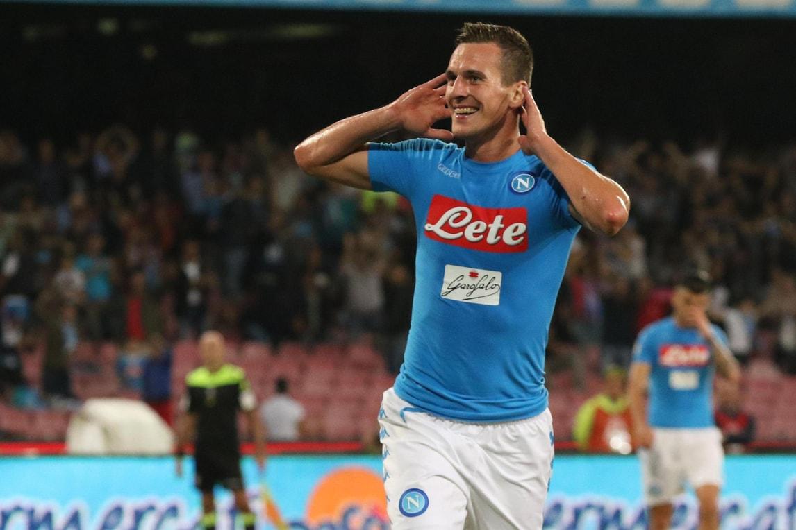 Serie A: Milik ko, il Napoli sale a 9,00 nelle quote scudetto