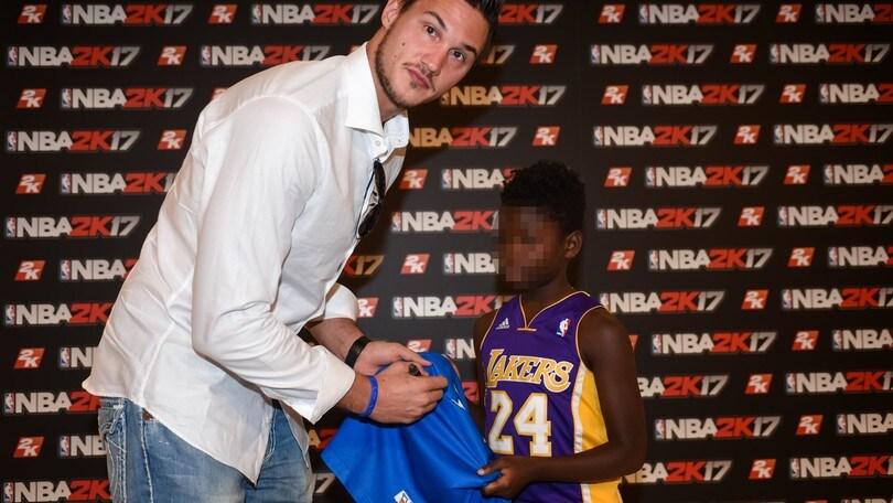 Basket NBA, Gallinari ko con i Lakers