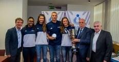 Volley: la Pallavolo romana ha premiato le sue eccellenze