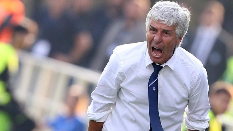 Serie A Atalanta, Gasperini: «Fiorentina, una tappa difficile»