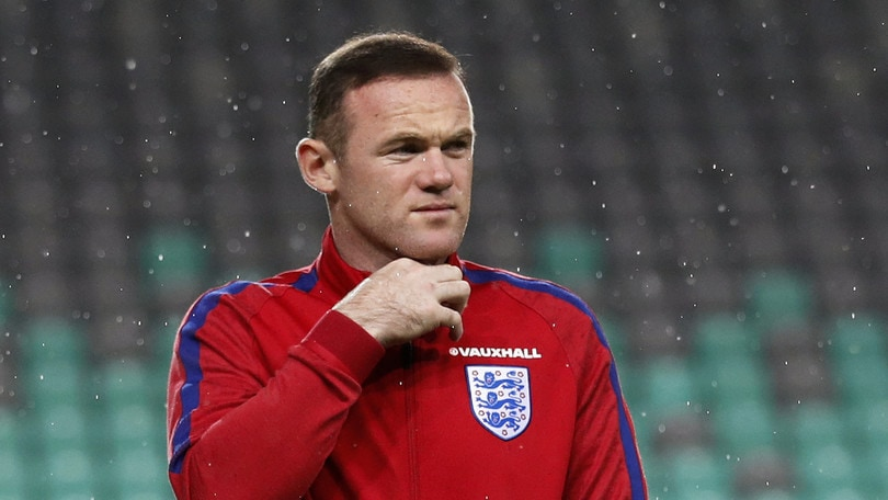 Inghilterra, Rooney in crisi anche in quota