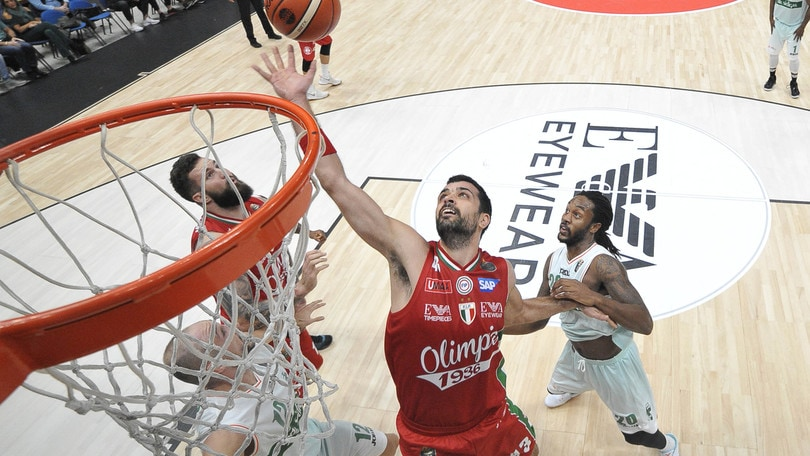 Basket, Eurolega: Cska favorito, impresa Milano a 30,00