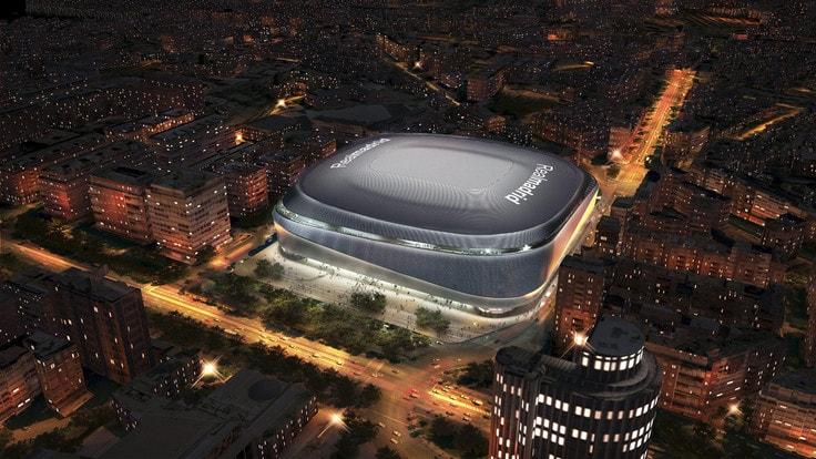 Real Madrid, ecco il nuovo Bernabeu. Lavori per 400 milioni di euro