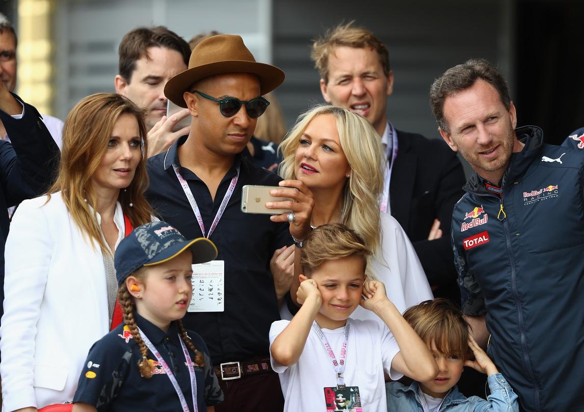 F1: Horner presto papà, l'annuncio della Halliwell via Twitter