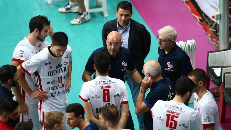 Volley - SuperLega in crescita, ma non per Latina e Vibo