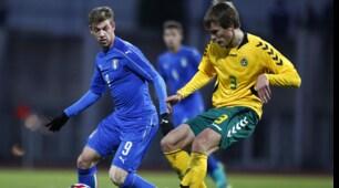 Lituania-Italia Under 21: il film della partita
