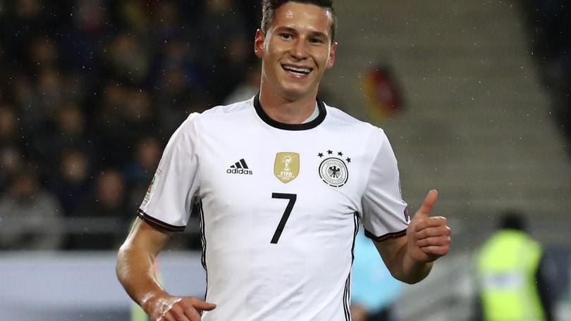 Calciomercato, Allofs: «Draxler via dal Wolfsburg? Potrebbe essere»