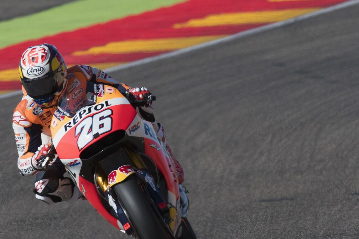 MotoGp Honda, Pedrosa: «Motegi tra le mie piste preferite»