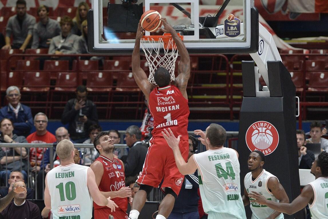 Basket, Eurolega: Milano, successo sul Maccabi a 1,52