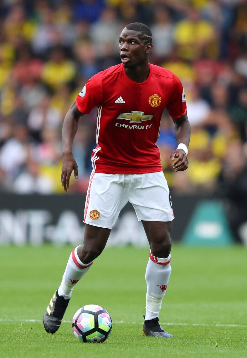 Manchester United, Pogba: «Mourinho mi chiede di giocare come Pirlo»