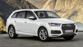 Audi Q7 3.0 TDI quattro: foto