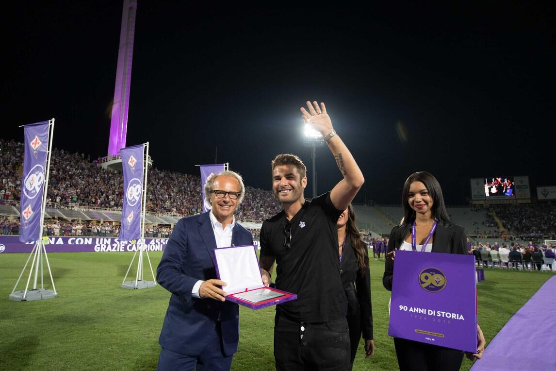 Serie A Fiorentina, nuove avventure per Mutu e Baiano