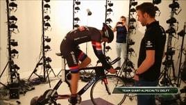 Ciclismo, il manichino 3D l'alleato di Dumoulin